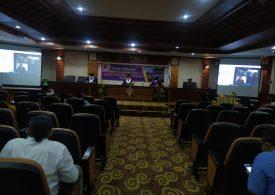 Sukses, Pascasarjana IHDN Denpasar Berhasil Meluluskan Mahasiswa S3 Di Tengah Pandemi Corona
