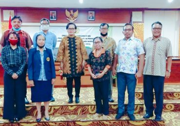 Orientasi Mahasiswa Baru Pascasarjana UHN I Gusti Bagus Sugriwa Denpasar