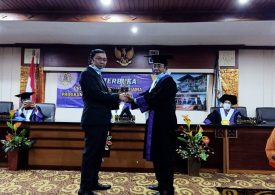 Promosi Doktor Program Doktor Ilmu Agama : I Nyoman Piarta