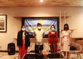 Mahasiswa Magister Ilmu Komunikasi UHN IGB Sugriwa Asah Kreatifitas di Tengah Pandemi Lewat Talkshow